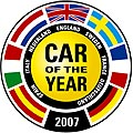 Car of the Year 1 kpl